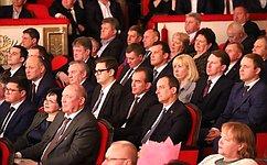 А.Кондратенко иВ.Бекетов поздравили кубанцев сДнем местного самоуправления