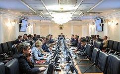 Комитет СФ поРегламенту рекомендовал одобрить предоставление общественным палатам регионов права назначать наблюдателей навыборах