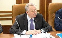 В. Шуба обсудил спредставителями государственной власти Иркутской области развитие здравоохранения врегионе