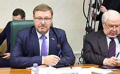 Konstantin Kosachev: Attracting foreign students to enhance the standing of Russian education