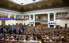 Преемственность идеалам парламентского сотрудничества вМПА СНГ остается неизменной– В.Матвиенко