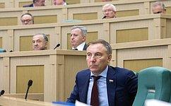 Сенаторы одобрили внесение изменений взакон обюджете Фонда социального страхования Российской Федерации на2016год