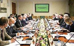Сенаторы обсудили вопросы проведения Всемирной конференции помежрелигиозному имежэтническому диалогу