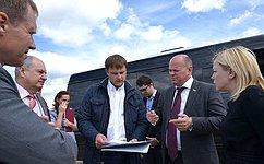 А. Дмитриенко принял участие вработе Временной комиссии посовершенствованию правового регулирования всфере государственного контроля (надзора) имуниципального контроля вРоссийской Федерации