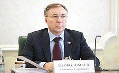 А.Варфоломеев принял участие вработе сессии Народного Хурала Бурятии