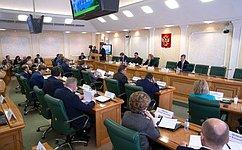 В.Матвиенко: Реализация нацпроекта «Экология» должна решить вопрос сохранения уникальной природы России напоследующие десятилетия