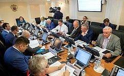 Комитет СФ понауке, образованию икультуре обсудил вопросы совершенствования проведения Единого государственного экзамена