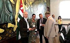 Наблюдатели отСФ невыявили навыборах Президента Абхазии нарушений, которые моглибы повлиять наход голосования