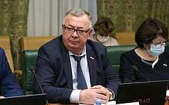 В. Николаев вручил детям-героям медали Совета Федерации «Запроявленное мужество»