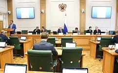 Сенаторы обсудили вопросы доступа кинтернету иобеспечения «цифровых прав» жителей Камчатки