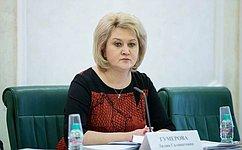Л. Гумерова: ВПослании Президента обозначены задачи социально-гуманитарной сферы противодействия терроризму