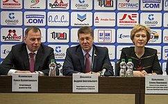 А. Шевченко: Дзюдо стало популярным видом спорта вОренбургской области