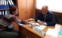 А. Кондратенко: Медицинское обеспечение людей сограниченными возможностями— важный вопрос