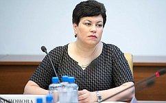 Л.Кононова: Необходимо совершенствовать механизмы обеспечения лекарствами граждан