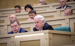Сенаторы обсудили вопросы реформирования обращения сТКО, региональные аспекты при реализации национальных проектов