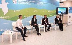 Делегация Совета Федерации высоко оценила организацию ипроведение Всемирного фестиваля молодежи истудентов