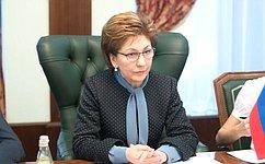 Г. Карелова: Двустороннее российско-китайское межпарламентское сотрудничество динамично развивается