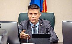 Важно непосредственное участие регионов вобсуждении поправок вКонституцию РФ— Ю.Архаров