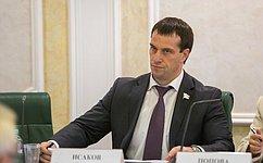 Э.Исаков: Югра готова делиться своим опытом всфере развития адаптивного спорта