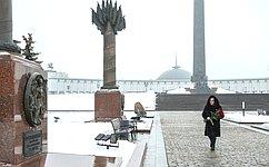 В. Матвиенко: Ценой величайших жертв была одержана Ленинградская Победа– снята блокада Ленинграда