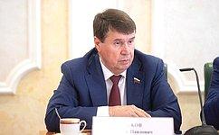 С. Цеков: Поступившие входе приема граждан обращения будут внимательно изучены для решения поднятых вних вопросов