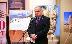 И.Умаханов: Идеи гуманизма итолерантности, высказанные писателем Ч.Айтматовым, актуальны как никогда