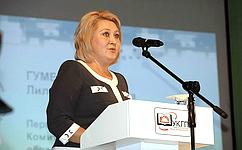Л.Гумерова посетила социальные учреждения вУчалинском районе Республики Башкортостан