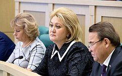 Сенаторы напарламентской разминке говорили оразвитии Дальнего Востока ипредстоящих парламентских слушаниях побюджету