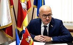 О.Цепкин обсудил врегионе вопросы развития малых населенных пунктов
