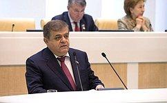 СФ ратифицировал Соглашение осотрудничестве всфере предупреждения иликвидации чрезвычайных ситуаций вКаспийском море