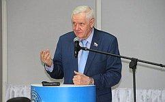 В.Марков принял участие вIV республиканской конференции «Инклюзивное образование. Проблемы. Взаимодействие»