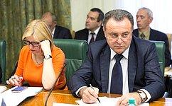 Перспективы развития агропромышленного комплекса Ростовской области стали темой обсуждения профильного Комитета Совета Федерации