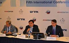 А. Акимов: Необходимо вести системную работу поразвитию авиаперевозок вАрктической зоне РФ