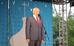 Череповец показывает высокие результаты социально-экономического развития— Н.Тихомиров