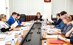 З. Драгункина провела рабочие встречи вЗеленограде