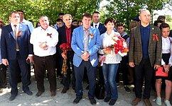 С. Цеков посетил Нижнегорский район Республики Крым