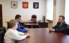 Организация питания школьников— приоритетная задача— В.Васильев