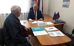 А.Кондратенко обсудил сжителями Краснодарского края вопросы социальной поддержки инвалидов илиц, ухаживающих заними