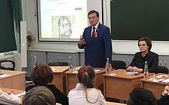 С. Рябухин принял участие вмероприятиях вУльяновске, посвященных 800-летию содня рождения князя Александра Невского