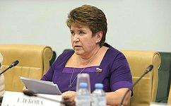 Л. Глебова: Государство создает условия для развития институтов гражданского общества