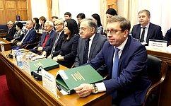 А. Майоров посетил Республику Калмыкия срабочим визитом