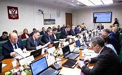 ВСовете Федерации рассмотрели вопросы развития АПК иобеспечения рационального природопользования вУльяновской области