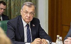 С.Жиряков встретился сминистром сельского хозяйства Забайкальского края М.Кузьминовым