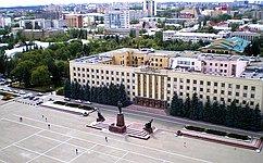 Председатель СФ В.Матвиенко посещает Ставрополь срабочей поездкой