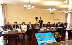 Т. Кусайко отметила значимость взаимодействия России иЯпонии всоциальной сфере иразвития совместных социальных проектов
