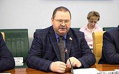 О.Мельниченко: Мы проанализируем законодательные ифинансовые меры пореализации проекта «Жилье игородская среда»
