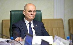 Входе подготовки «правительственного часа» вСФ рассмотрели вопрос осостоянии эпизоотической обстановки