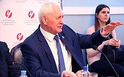 Н. Тихомиров: Активное развитие Череповца делает город привлекательным для молодежи