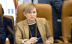 Мы заинтересованы врасширении сотрудничества сРеспубликой Таджикистан повсем ключевым направлениям— Л.Бокова