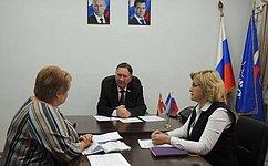 А.Михайлов: Курская область– динамично развивающийся регион